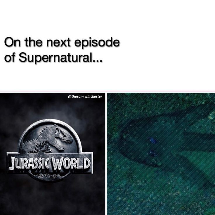 On the next episode of Supernatural...