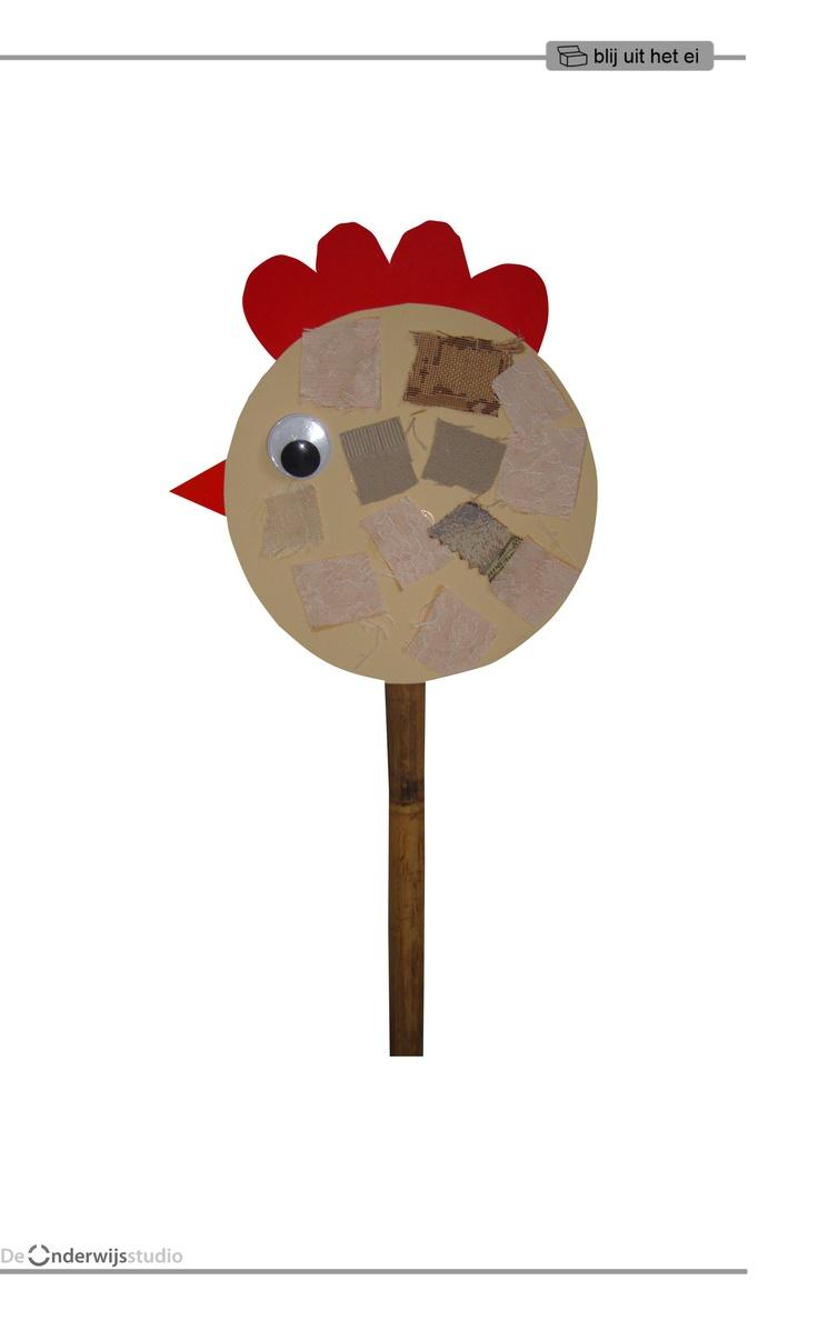 Blij uit het ei - Kip http://onderwijsstudio.nl/product/a4-flipboek-blij-uit-het-ei/