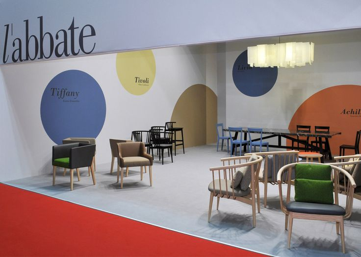 L'Abbate Italia: Milan Furniture Show 2016