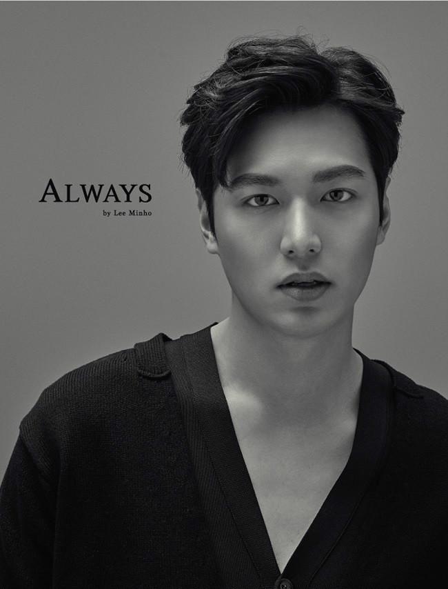 LEE MIN HO 李敏鎬 Always CD 2017