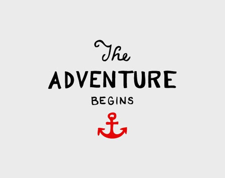 The adventure begins! I want to put this on my classroom door! This would be GREAT with a nautical theme!