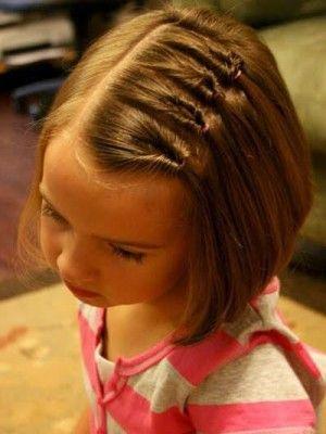 Gute Frisuren – Kleine Mädchen Frisuren 2015