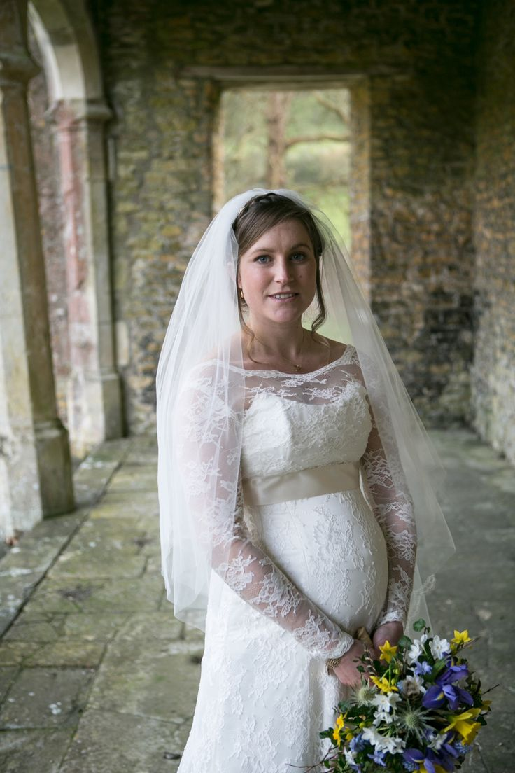 A Lovely Relaxed Late Winter Wedding for a Pregnant Bride and her Beau  http://www.evedunlopphotography.co.uk/