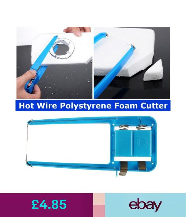 Table Top Hotwire Styrofoam Cutter | Hobby tools and Mosaics
