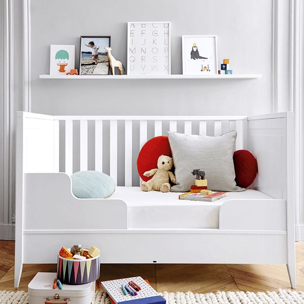 17 best ideas about lit enfant evolutif on pinterest berceau evolutif lit - Lit mezzanine evolutif ...