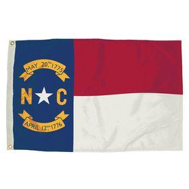 5-Ft W X 3-Ft H State North Carolina Flag 2322051