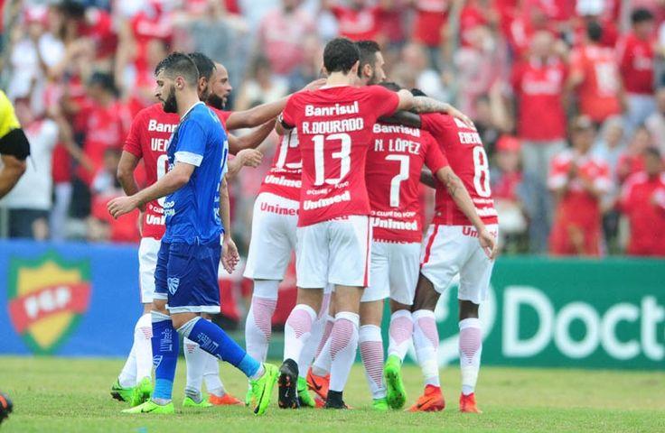 """Com """"gols em espanhol"""", Inter avança no Gauchão - http://www.90goals.com.br/com-gols-em-espanhol-inter-avanca-no-gauchao"""
