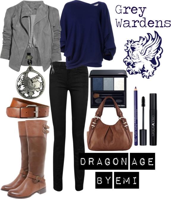 """Dragon Age - Grey Wardens"" by emi-watson on Polyvore"