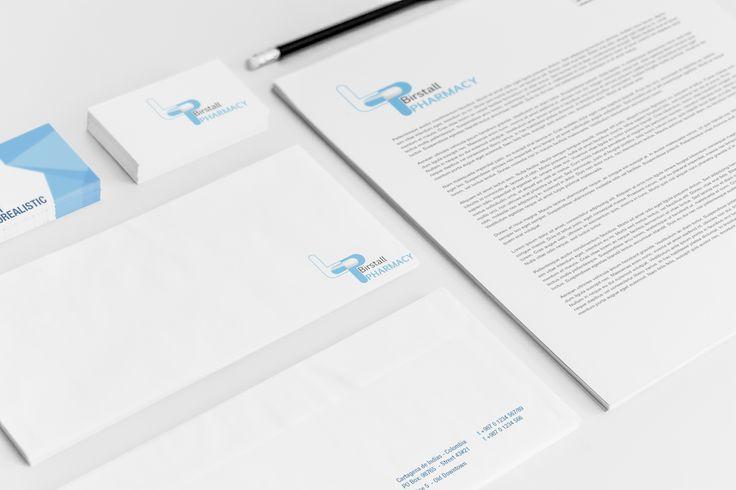 Birstall Pharmacy Branding Concept.  #Birstall #Pharmacy #business #Card #Slip #Letter #Letterhead #envelope #BusinessCard #Simple #brand #marketing #concept #Inspiration #Sky #Guardian #logo #design #Stationary #Company #Health