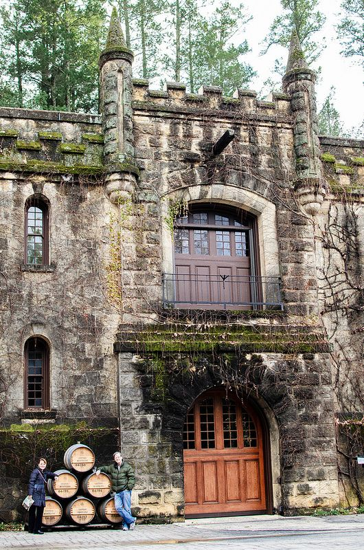 Chateau Montelena, Napa Valley, CA - Will need to check into this a little more before the next trip. :-)