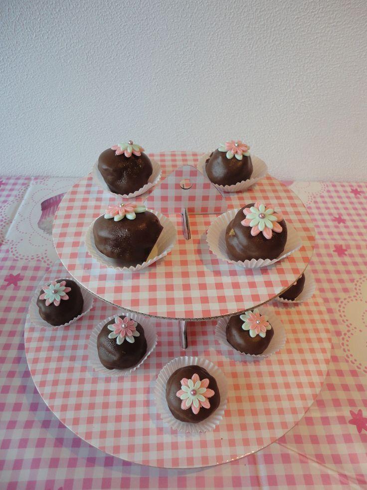 Chocoladesoesjes