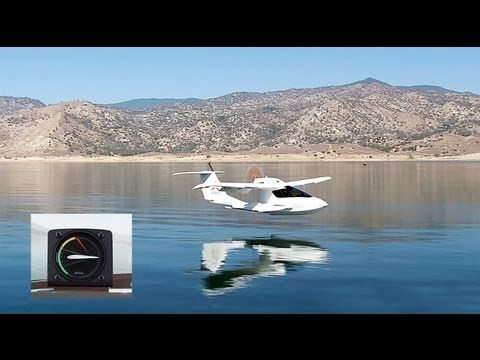 ICON Aircraft - A5 Angle of Attack System - YouTube