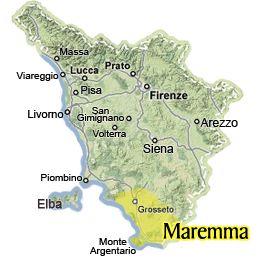 Maremma Tuscany:Discover the Coast and the Hills of Maremma Region