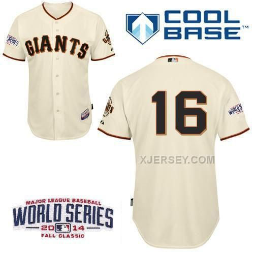 http://www.xjersey.com/giants-16-pagan-cream-2014-world-series-cool-base-jerseys.html GIANTS 16 PAGAN CREAM 2014 WORLD SERIES COOL BASE JERSEYS Only $34.00 , Free Shipping!
