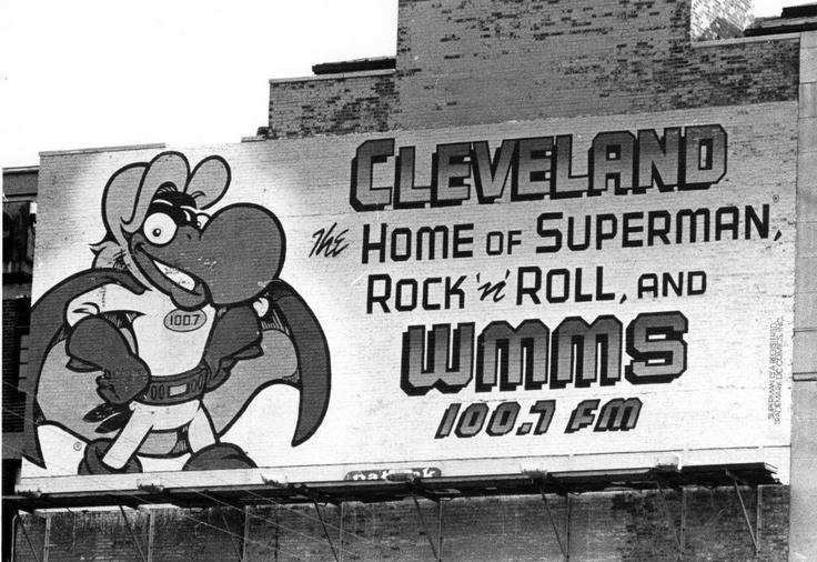 WMMS 100.7 FM Cleveland, Ohio Radio. Branded: 100.7 WMMS: The Buzzard. Current Slogan: Cleveland's Rock Station. Format: Hot talk/Active rock [HD-1], Alternative rock [HD-2].