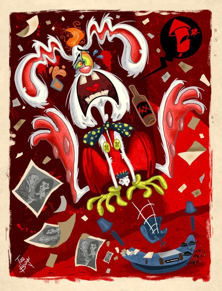 82 best Roger Rabbit images on Pinterest | Roger rabbit, Jessica ...