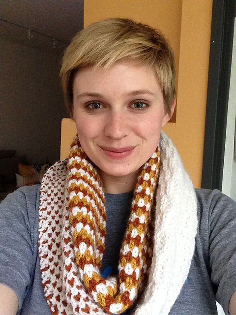 Ravelry: beachbum030490's Stitch Block Cowl
