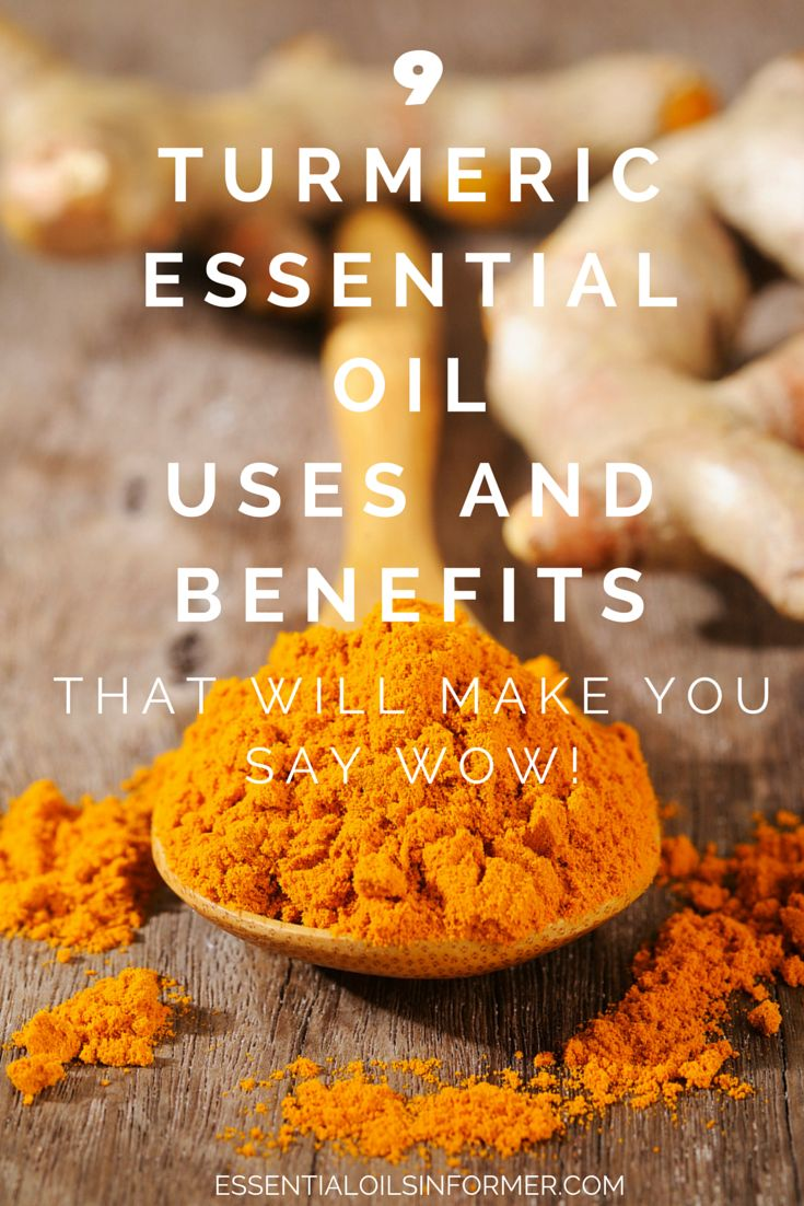 9 Turmeric Essential Oil Uses and Benefits That Will Make You Say WOW! -