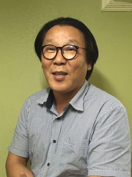 [한겨레] [짬] 전국 마을미술프로젝트 기획·진행 김해곤 총괄감독
