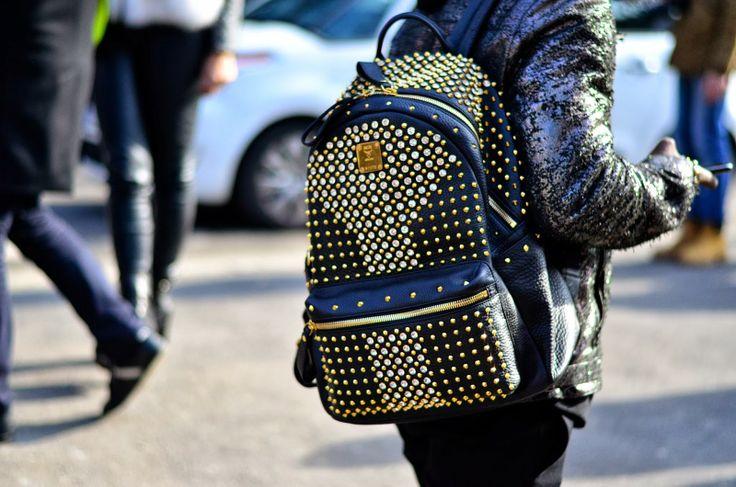 #StreetStyle Milan Fashion Week // #MFW
