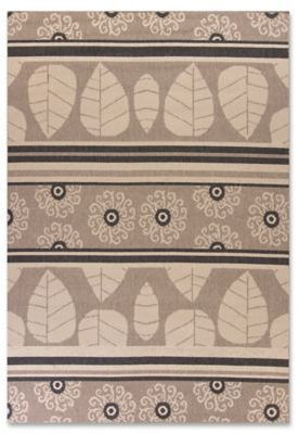 Kas Vista Landscape 7-Foot 7-Inch x 10-Foot 10-Inch Area Rug in Taupe