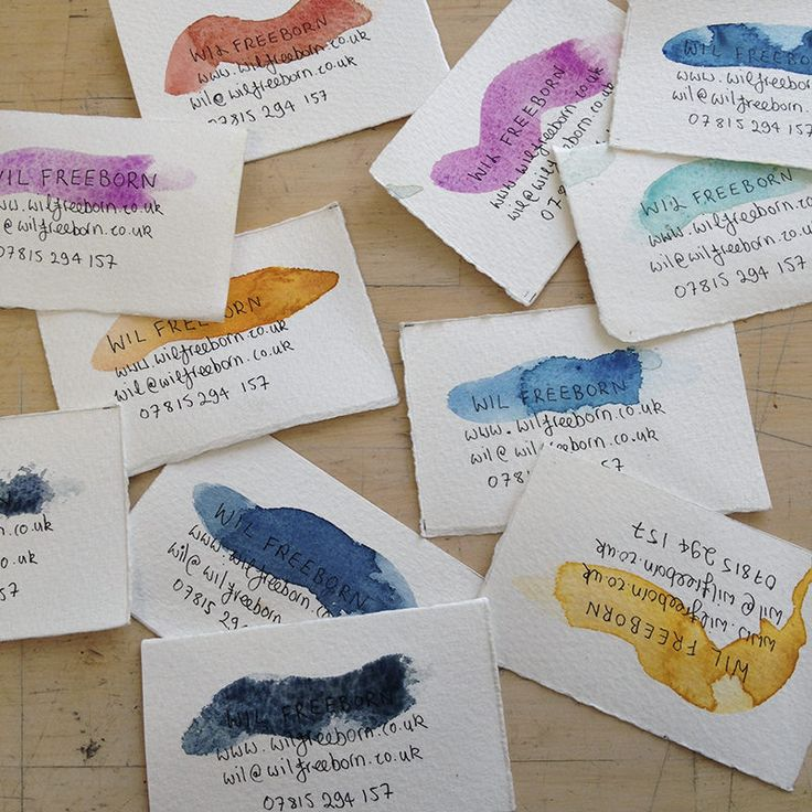 Will Freeborn Business cards | Flickr - Photo Sharing!