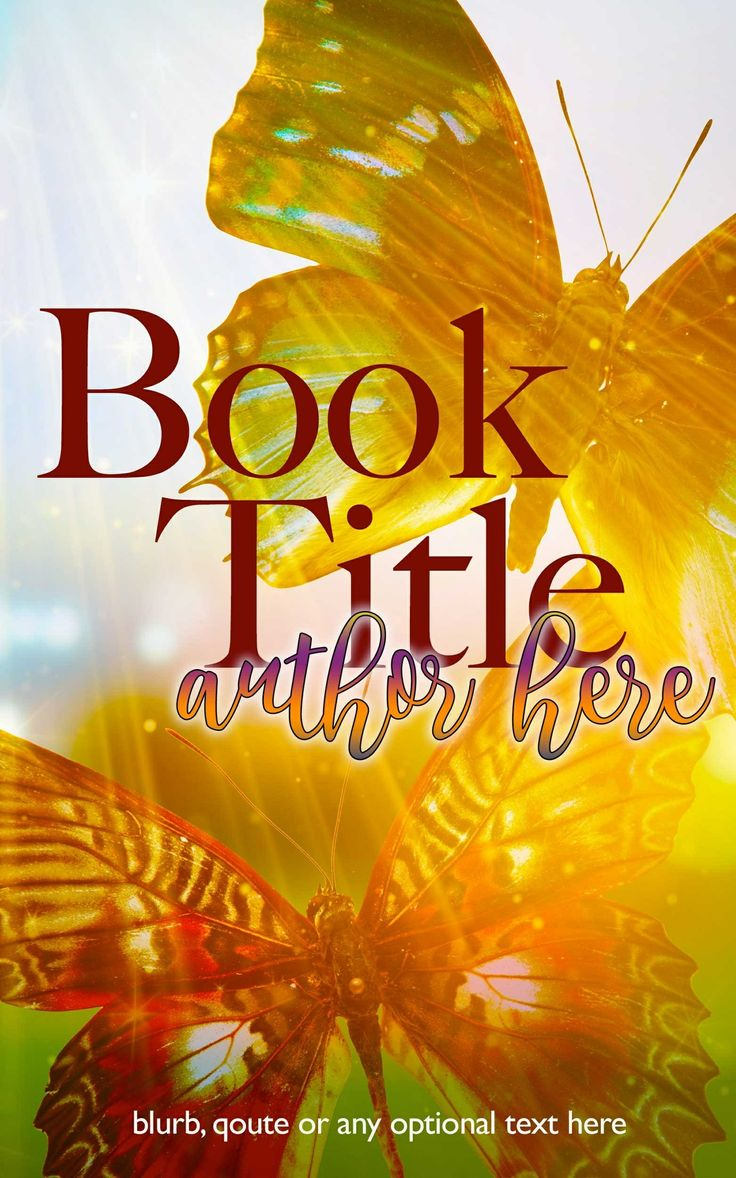 24 best Pre-made Book Covers by SazzyReader images by sazzyreader on ...