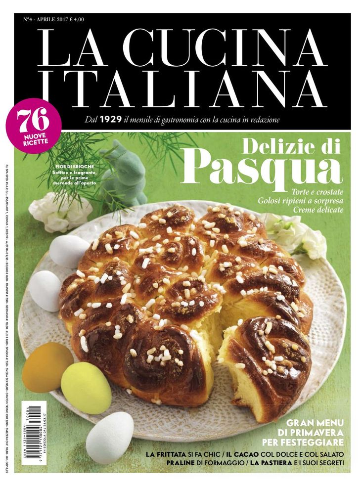La cucina italiana aprile 2017 mar