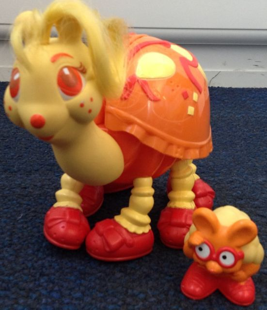 Vintage Keypers Orange Turtie & Friend Tonka 1980's Toy | eBay