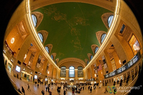 Grand Central Station in New York City. Love this place.: My Friend, Central Terminator, Grand Central, Panorama Photos, Nyc