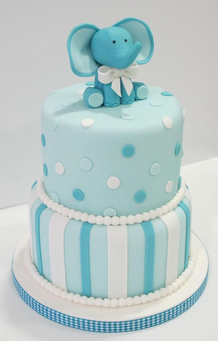 Tarta Bautizo o baby shower