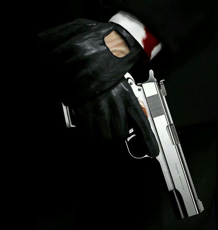 Silent - Hitman - Assassin