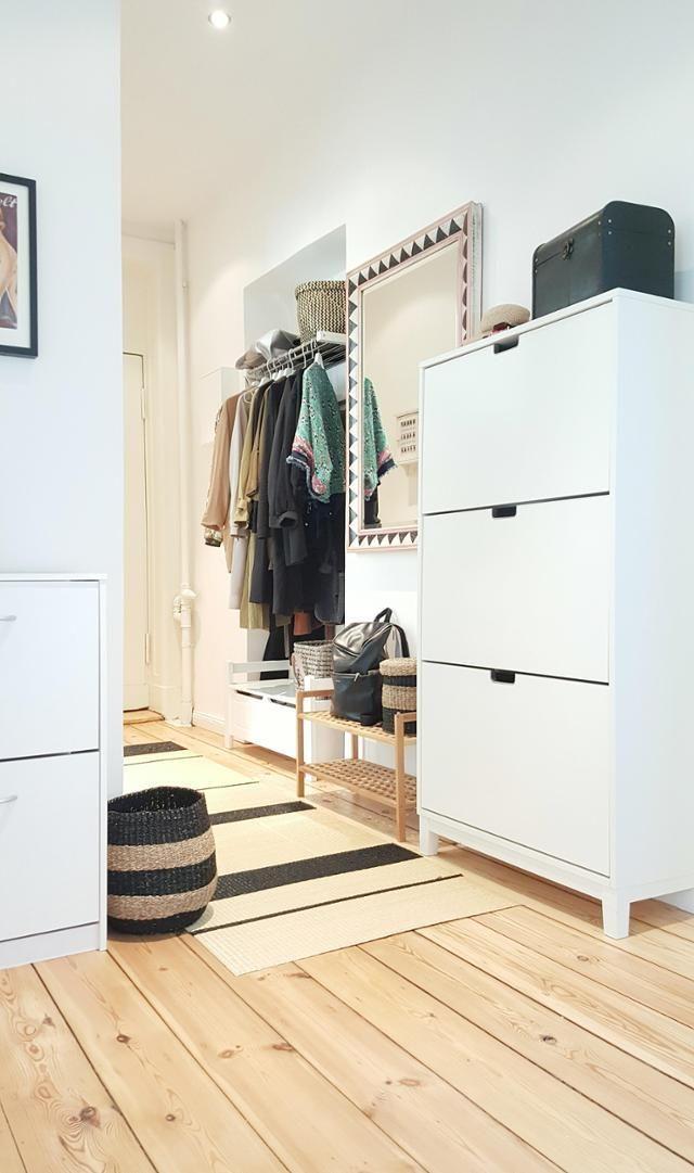 Livingabc Garderobe Flur Clothes Home Decor House