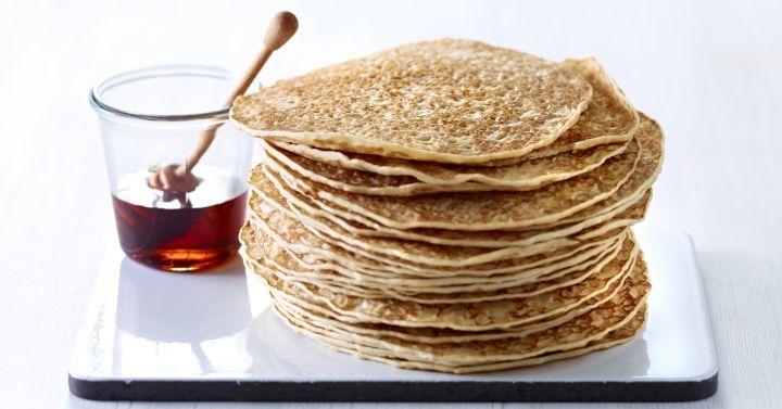 Grunnoppskrift pannekaker