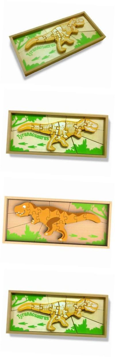 Puzzles 145934: Tyrannosaurus Rex A To Z Puzzle Game - Children S Puzzle And Educational Game -> BUY IT NOW ONLY: $38.56 on eBay!