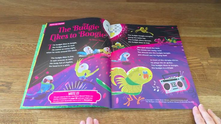 See inside our special 2nd anniversary issue and discover why kids loves Storytime! https://www.youtube.com/watch?v=7giaeWGrT6w