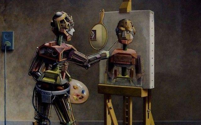 Intelligenza Artificiale: Computer classifica i dipinti come un esperto di storia dell'arte Un gruppo di ricercatori ha sviluppato un IA (Intelligenza Artificiale) in grado di classificare i lavori di artisti famosi in base allo stile, al genere e al tratto (lavoro che richiede la presenza  #intelligenzaartificiale #arte #computer