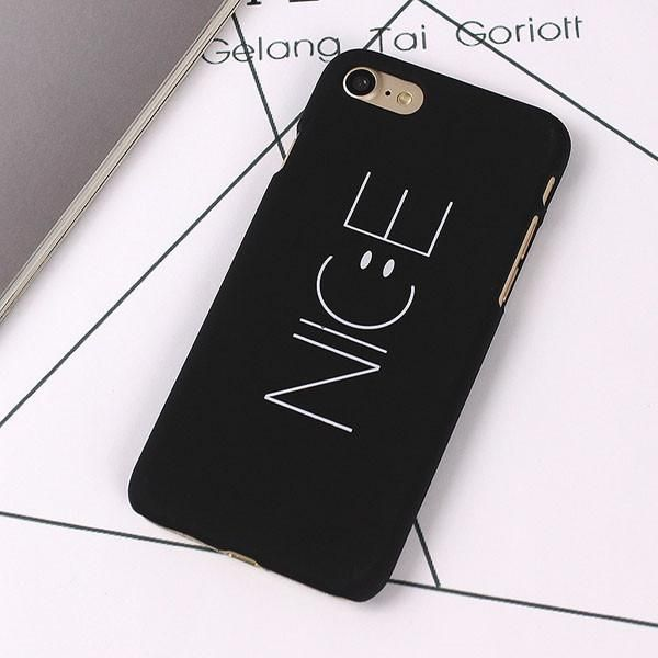 Fashion Cover For iPhone 6, 7 7plus Funny Nice Emoji