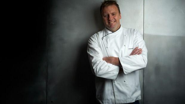 Chef Teage Ezard advises visitors not to queue.