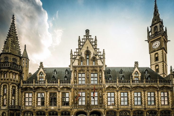 Stunning neo-Gothic post office finds new life as hotel - Curbed