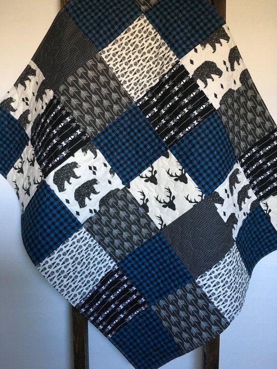 Best 25+ Rustic quilts ideas on Pinterest | DIY rustic bunting ... : designer quilt fabric - Adamdwight.com