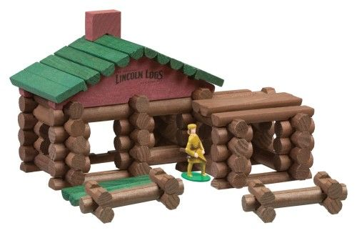 Construction Toys for Kids: 15 Totally Awesome Toys for Boys and Girls. Did you have a set of Lincoln logs as a kid? I still remember playing with these myself and they remain a popular kids toy.