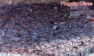 Progetto Ultras: Curva Nord Lazio, una storia di passione