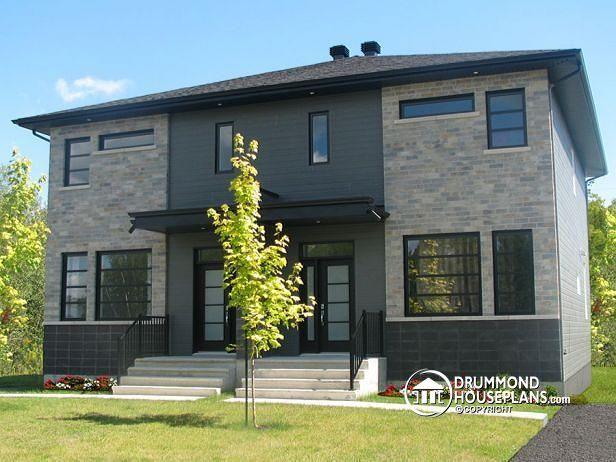 26 best Duplex ideas images on Pinterest Modern homes, Modern - fresh blueprint builders seattle