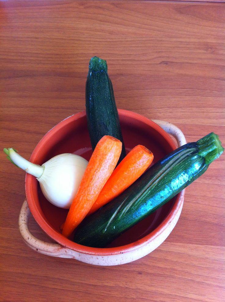 Cukkini Virág gasztroblog - receptek és tippek: Kedvencek egy tányéron - Zöldköret/ Veg with cuscus and feta cheese