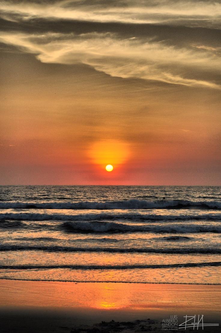 Playa de Fuego......Punta Sal Perú......2012