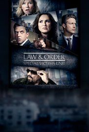Law & Order: Special Victims Unit Poster Robin Williams played on 1 episode in 2008 as Merritt Rook