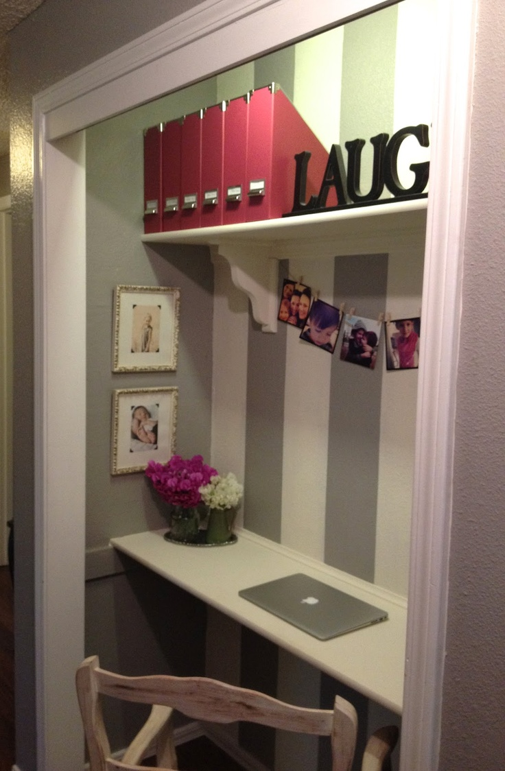 an office space diy makeover decor ideas office spaces closets