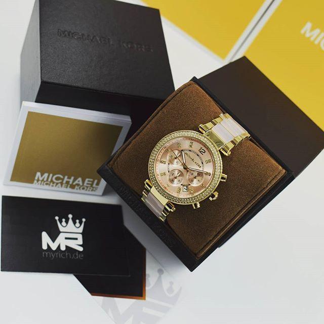 Michael Kors MK6326 | @MyRich.de #MichaelKors #michaelkorswatch #autentic #mk #logo #original #official #watch #style #uhr #jetset #life #MK6326 #chronograph #lifestyle #brand #market #luxus #juwelry #luxury #lady #fashion #time #timezone #special #rosé #gold #rosa #accessories #crystal