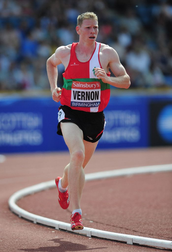 Andy Vernon - Athletics. 10,000m.